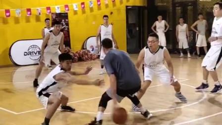 N*A的训练师来中国参加比赛,看完他的球技后,大家觉得他能赢吗?