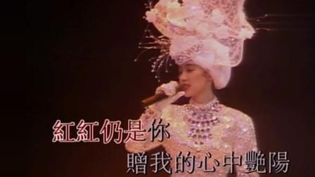 好音乐:陈慧娴告别演唱会泪洒舞台,伴舞是没
