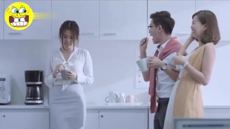 泰国搞笑创意广告,剧情比喜剧片精彩多了