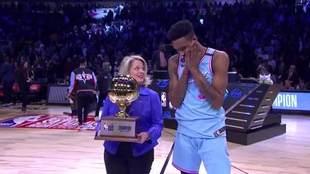 2020 NBA扣篮大赛,最后一轮精彩集锦