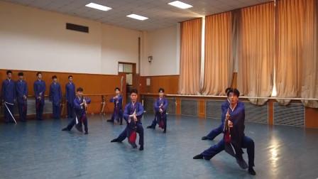 北京舞蹈学院男子古典舞剑舞系列之三,没有了