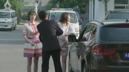警察锅哥:美女结伴来找简凡,梁舞云看到,脸