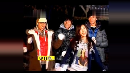 韩国美女林允儿郊外大秀热舞,月下迷倒男生一