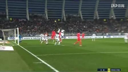 法甲-巴黎4-4遭亚眠绝平 夸西两球二弟建功