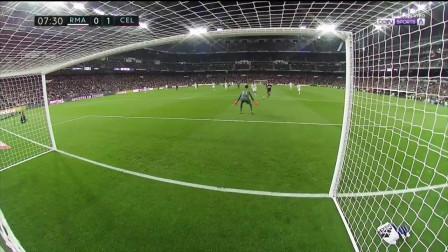 西甲:皇马2-2遭塞尔塔绝平无缘6连胜 阿扎尔造点拉莫斯点射