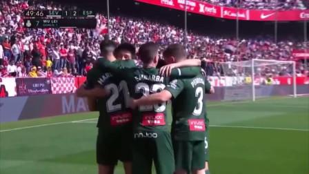 看不够!武磊打进西甲生涯首个客场进球,帮助球队拿下保级关键分