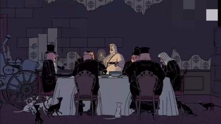 黑色幽默(2):《少数人的晚餐》,奥斯卡获奖105项