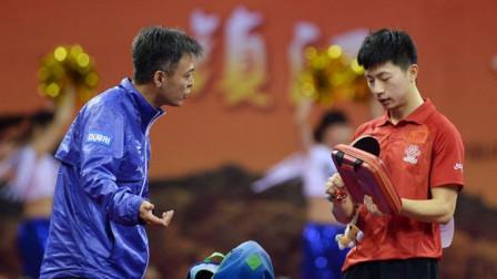 """国乒冠军马龙退步明显,最大""""杀招""""没杀伤力"""