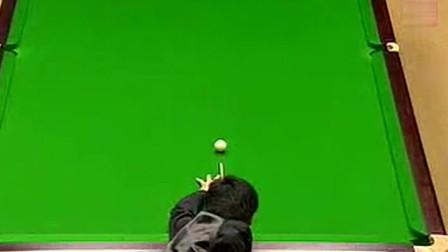 当年丁俊晖和亨得利争黑球大战,真是一波三折