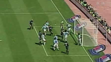 天下足球之国际米兰vs拉齐奥经典战役:罗纳尔多