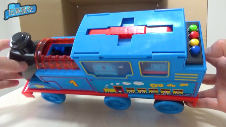 托马斯音乐唱歌玩具,四个糖果按键一个一首儿