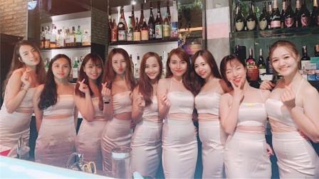 越南最有人气的酒吧街,美女会喊你去喝酒,甚