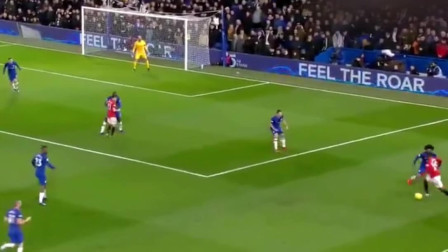 英超-曼联2-0双杀切尔西 马夏尔马奎尔破门