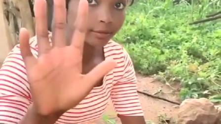 在非洲,这绝对算是美女中的美女,小伙竟还看