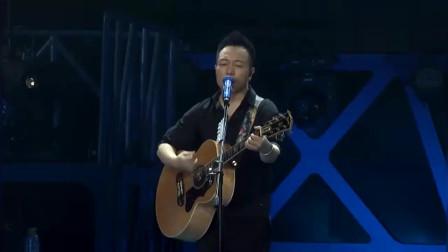 顶级的内地摇滚音乐歌手许巍  夏洛翻唱《曾经的你》评论说出你感触最深的歌曲吧