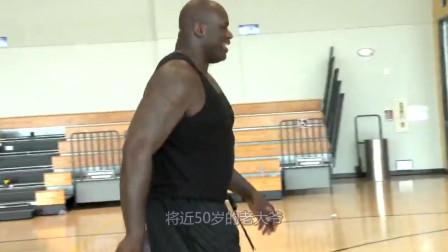 N*A球星训练肌肉有多恐怖?詹姆斯太霸气,看到字母哥我是服了!