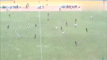 谁说中国足球技术不行中乙球队打出巴萨式传接跑位, 让国足汗颜