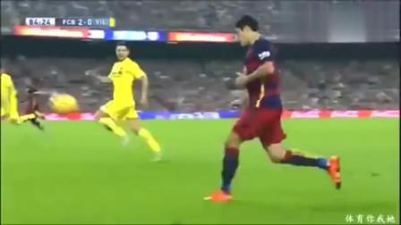外媒评选足球历史五大进球, 前四个有争议, 梅西
