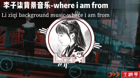 李子柒视频音乐分享, 确认无版权音乐1