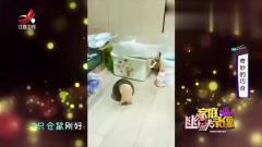 家庭幽默录像:绒面床单遇到熊孩子,秒变3D打印
