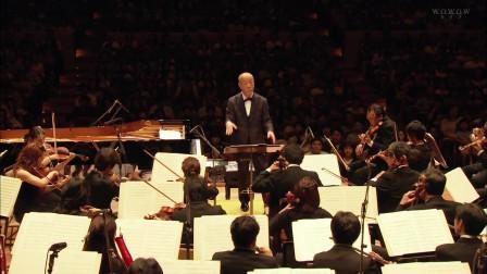 日本音乐家久石让交响乐现场
