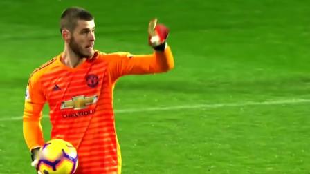 足球赛场上十个经典守门员失误被偷球射门而进集锦,太大意了