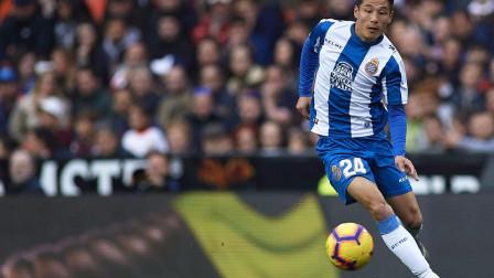 武磊赛季3粒世界级破门,西班牙人老板为他鼓掌,中国足球的骄傲