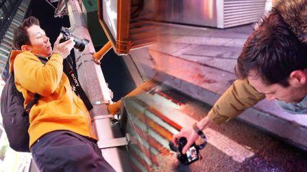 四个IG摄影师在纽约时代广场的5分钟4主题一镜