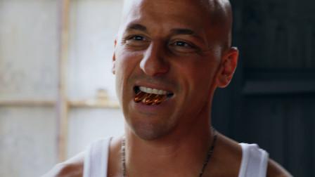 恶搞版本的速度与激情,山寨版范·迪塞尔用嘴巴