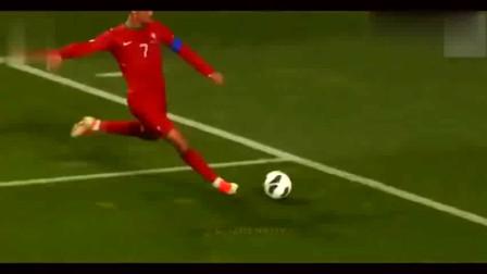 """姆巴佩是足球场上跑得最快的人?让C罗告诉你什么是""""速度""""!"""