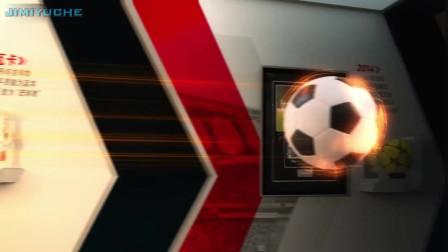 借势2018世界杯,与CCTV体育节目《豪门盛宴》品牌