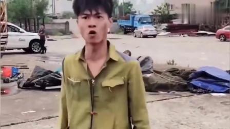 许华升搞笑视频:升哥身为一个捡垃圾的,两兄