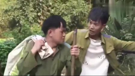 许华升搞笑视频:老表脚疼,升哥让他去家里吃