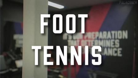 水晶宫网式足球对抗赛:米队+麦克阿瑟 vs 范安霍...