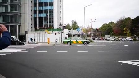 [素炮赏车]日本超跑 街拍超级罕见的FerrariJ5