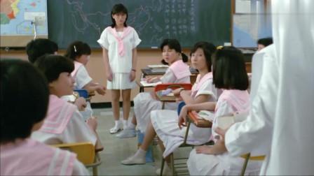 古板女老师正惩罚学生,却被开心鬼阻拦恶搞,