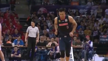 易建联:传奇之路, 广东4-0横扫新疆, 队史第9次夺得C*A总冠军!