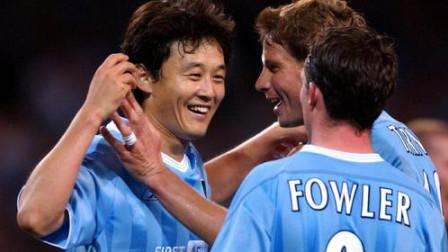 """中国足球确实退步了,武磊进球吹破天,当年孙继海在英超被称为""""中国太阳""""!"""
