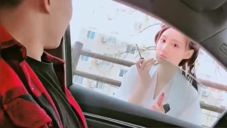 韩国美女不该是这样的啊,凶我的一瞬间,咱也不敢问为什么