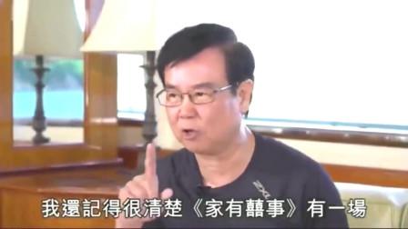 香港综艺:记录张国荣要求改剧本,剧组都不敢