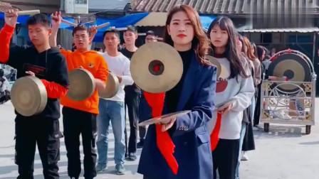 广东潮汕地区风俗排练