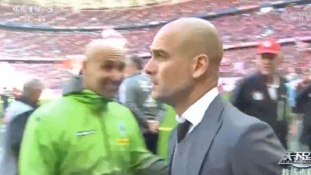 疯狂的足球教练,场边实力抢镜,结局让人想不到
