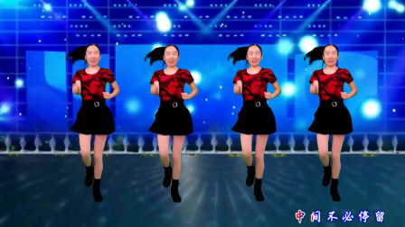 气质美女广场舞《眉飞色舞》动感DJ健身舞,歌醉舞嗨!