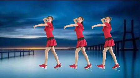 气质美女广场舞《Di_Da_Di》现代混搭风格,清新靓丽,真好看!