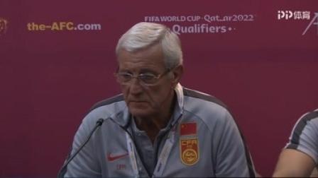 国足客败 里皮发布会直接撂挑子不干了 未来中国足球的出路在哪?