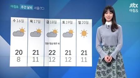 韩国美女主持上班发烧被送院检查:节目停播,同事全被隔离