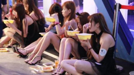青岛出现大量韩国美女,都靠什么生活?说出来