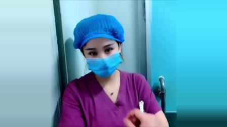 抗疫一线美女医生,掀开口罩的一瞬间,网友大