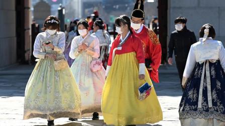疫情爆发韩国美女纷纷出国 欧美流浪汉乐了:彻