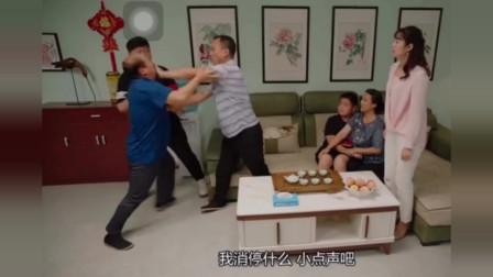 搞笑视频,谢广坤被五杀了